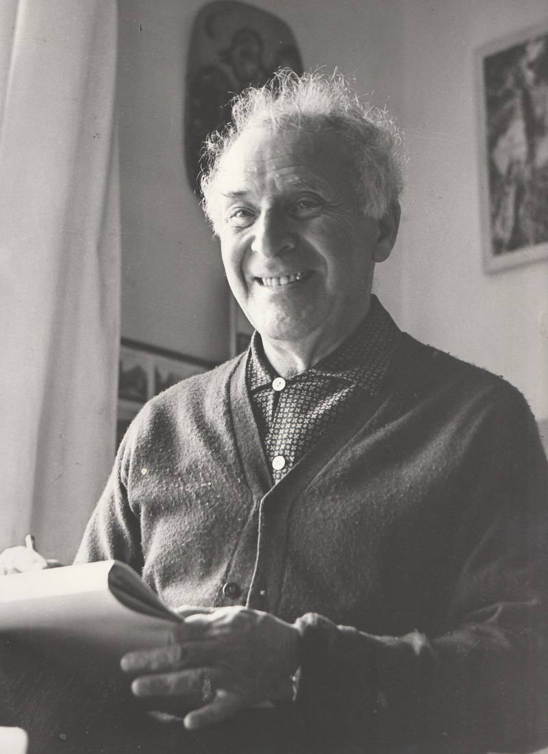 CHAGALL Marc – Photo originale