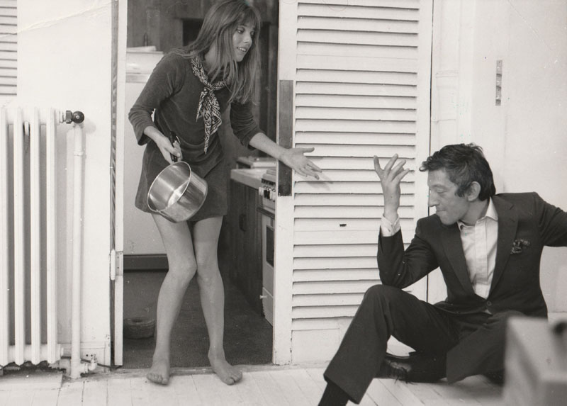 GAINSBOURG- BIRKIN – Photographie Originale
