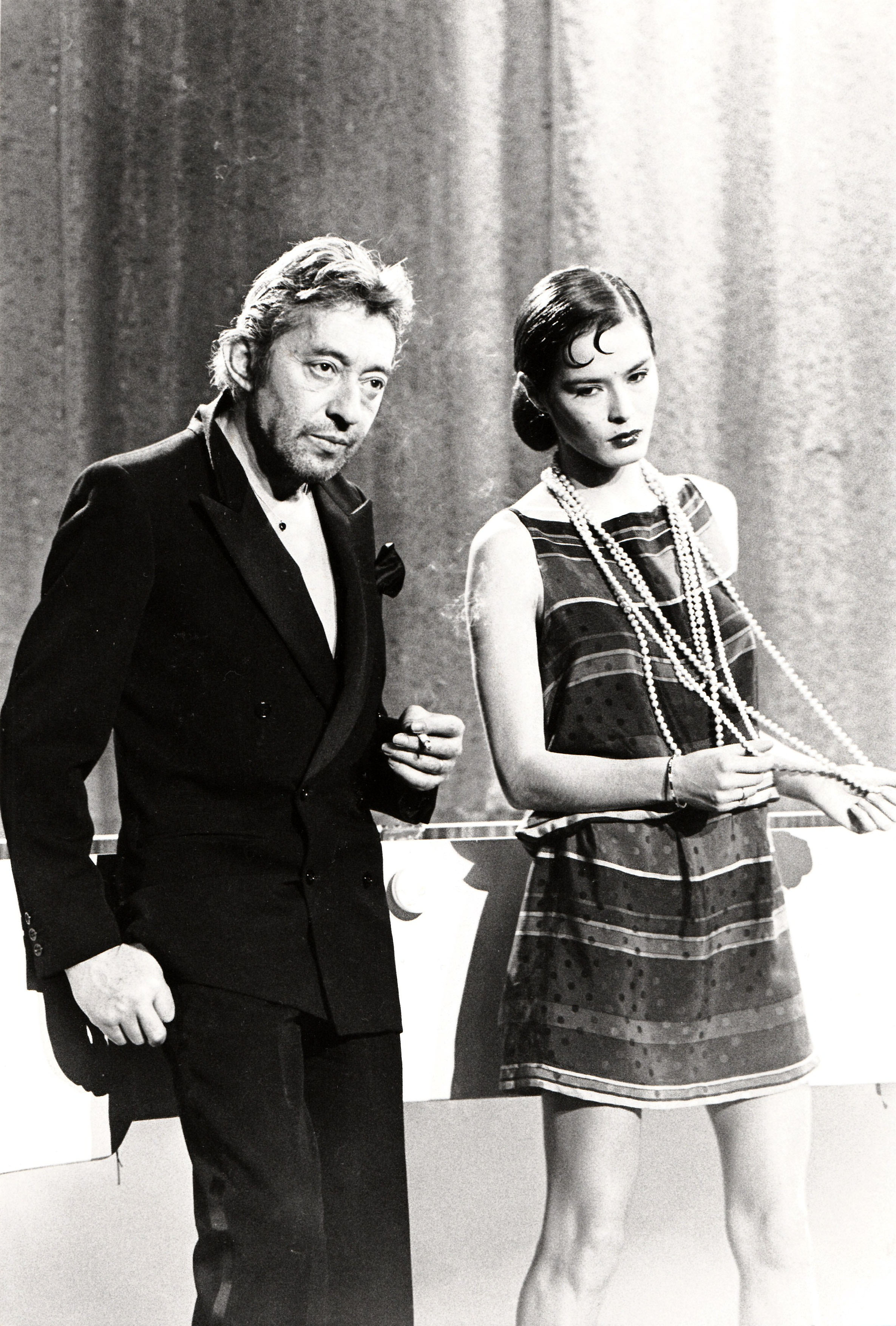 GAINSBOURG Serge – Photographie Originale
