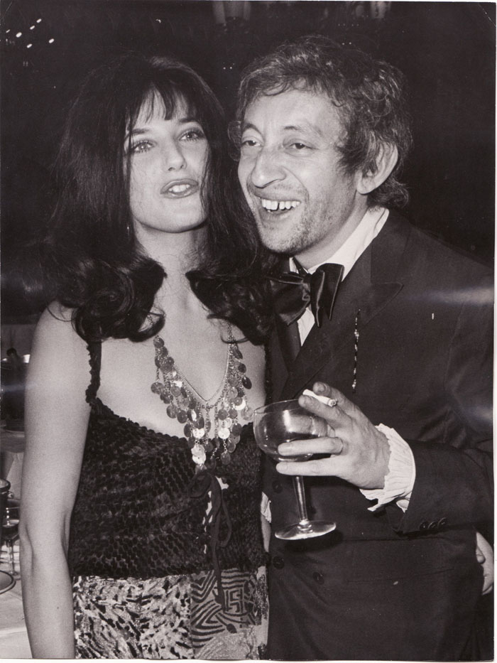 GAINSBOURG Serge – Photographie
