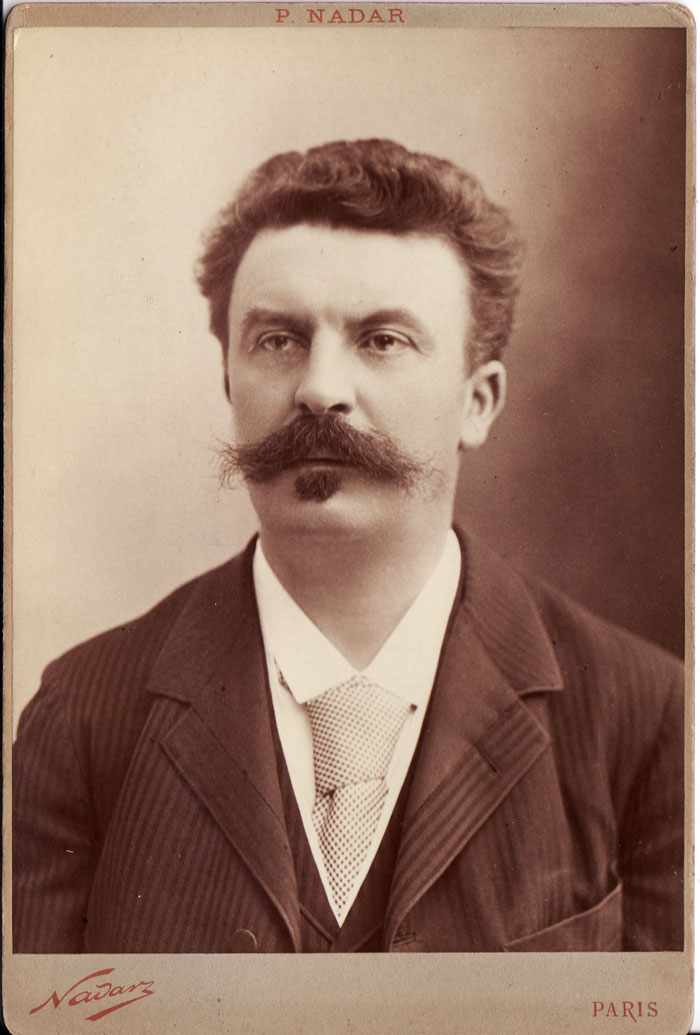 MAUPASSANT Guy De – Photographie